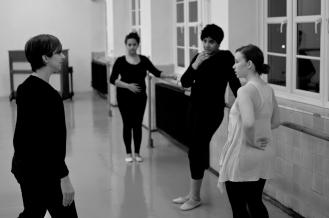 THE BALLET CLASS -6