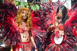 NOTTING HILL CARNIVAL 2011-12
