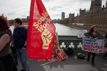 block the bridge demonstration-1