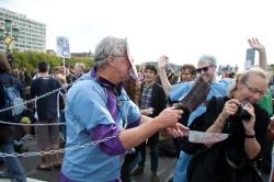 block the bridge demonstration-15