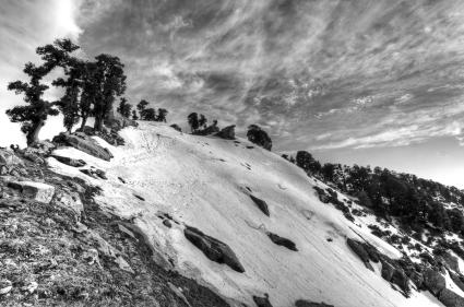 HIMALAYAN MOUNTAIN SCENE 2