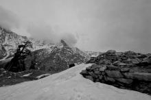 HIMALAYAN MOUNTAIN SCENE 7