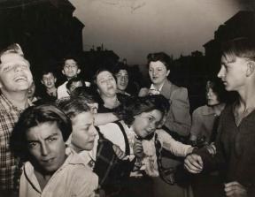 Weegee-Their-First-Murder-October-9-1941