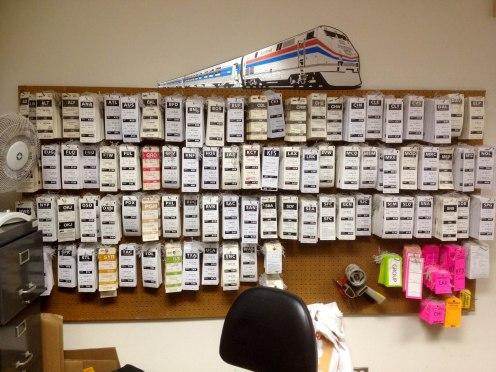 baggage labels