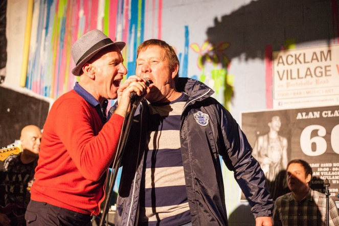 DIRTY STRANGERS BIRTHDAY PARTY AT ACKLAM VILLAGE -70
