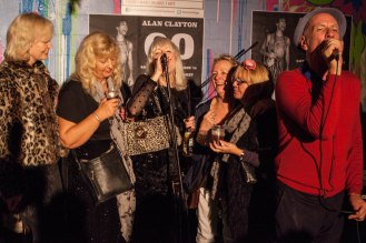 DIRTY STRANGERS BIRTHDAY PARTY AT ACKLAM VILLAGE -74