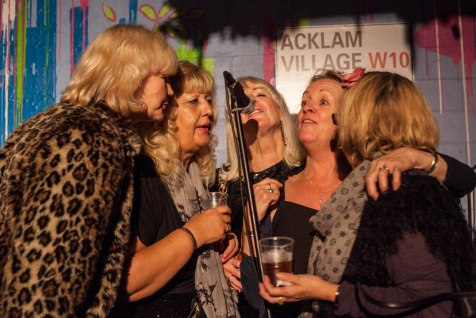 DIRTY STRANGERS BIRTHDAY PARTY AT ACKLAM VILLAGE -76